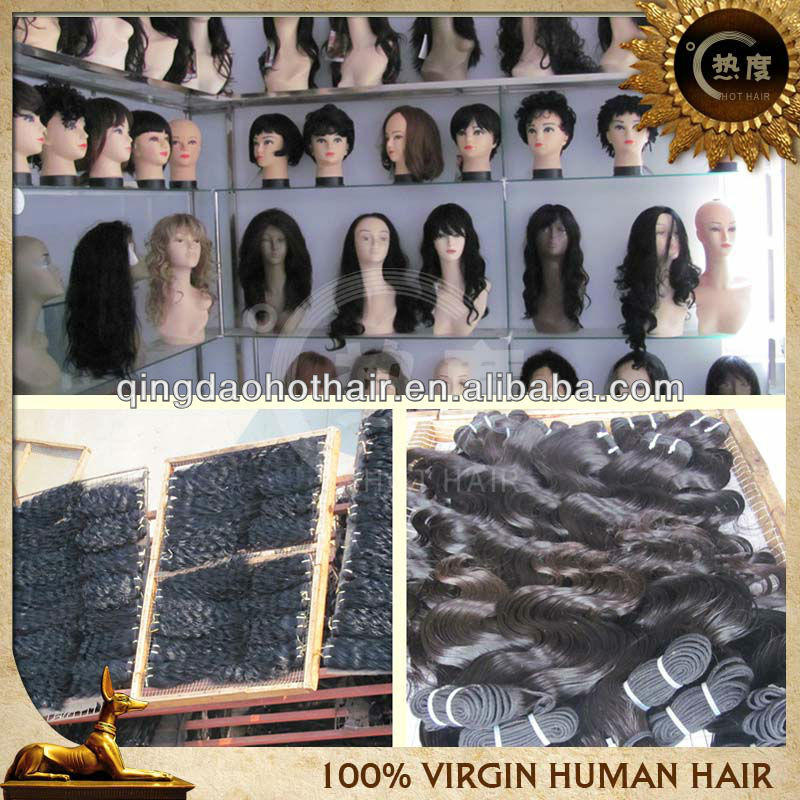 China wholesale finest brazilian hair ends unprocessed body wave virgin brazilian hair