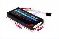 Запчасти и Аксессуары для радиоуправляемых игрушек BQY RC Futaba 3PK TX 2200mah 11.1V  20157