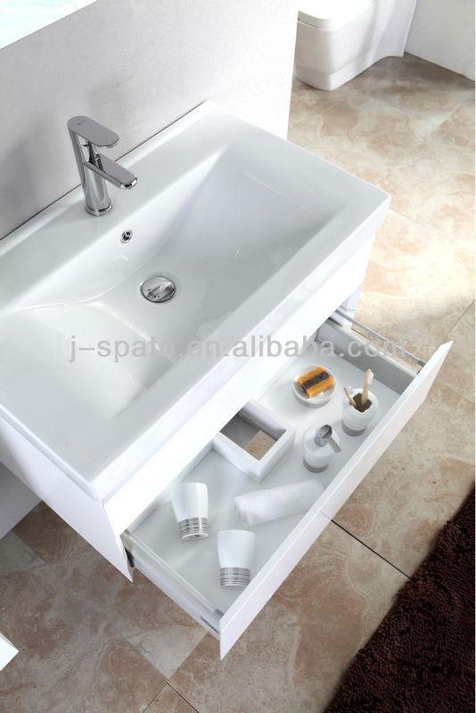 Luxury Modern Bathroom Cabinet for New Zealand Market
