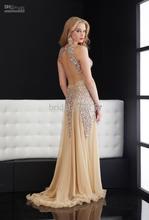 prom dresses elegant deep