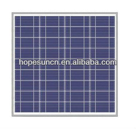 50w photovoltaic solar panels price