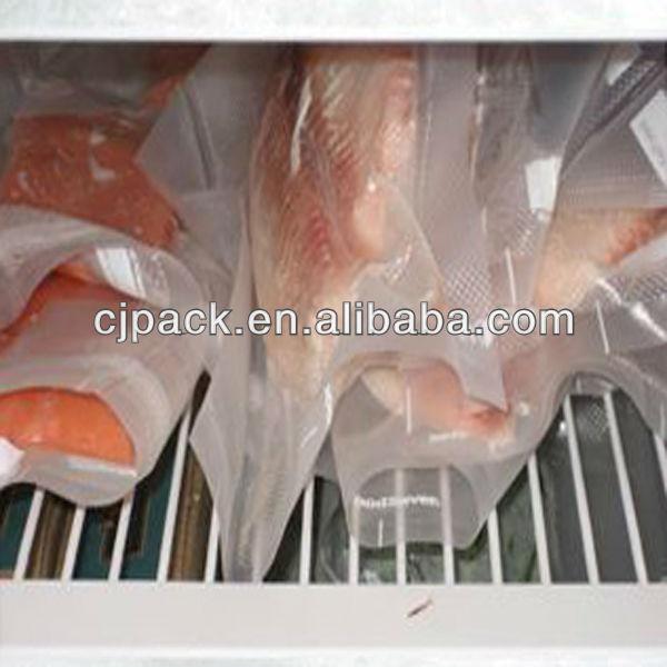 Low Temperature Tolerance Vacuum Freezer Bag