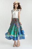 Женская юбка XL 2XL 3XL LY822