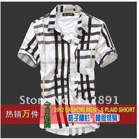 Мужская повседневная рубашка B924