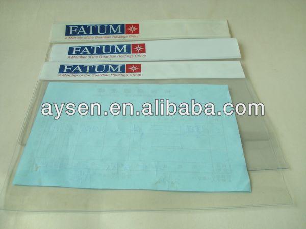 Designer sacos de pvc