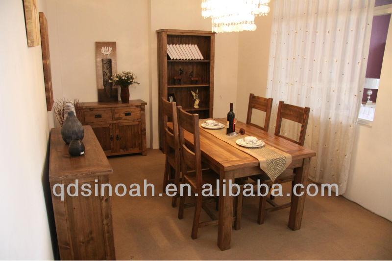 Keuken Dressoir Leenbakker : Kleine dressoir/grenen houten dressoir/eetkamer furnitue houten