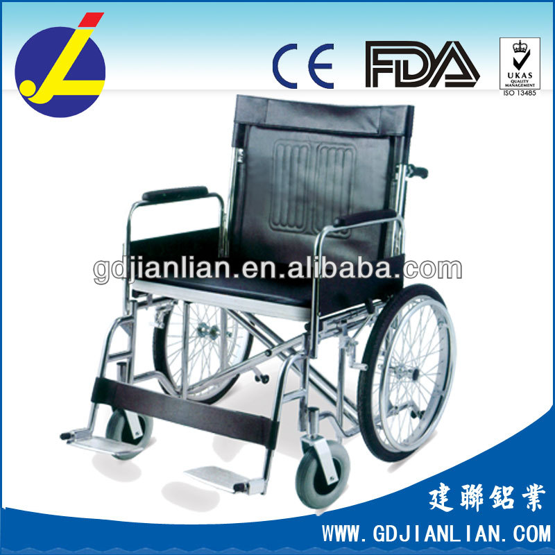 Heavy duty wheelchair JL973-61