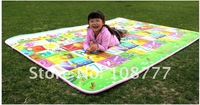 Baby crawling pad /picnic pad happy baby(Two-sided) (200*160*0.5CM)thickening02544
