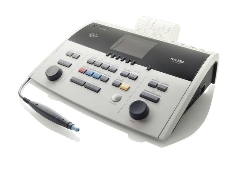 audiometer machine