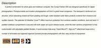 "Сумка для видеокамеры Lowepro Compu Trekker AW DSLR & 15.4"""