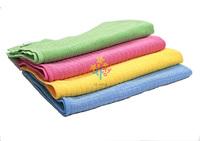 тончайшую ткань полотенце бамбук волокна полотенца абсорбента, безворсовой антипригарной очистки нефти стирки полотенца сухие b131104