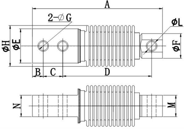 Manufacturer 20kg~1500kg shear beam load cell