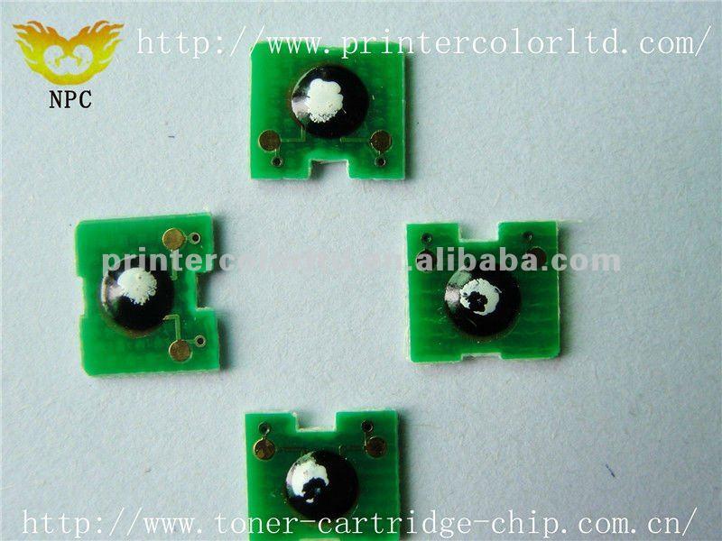 laser cartridge chips reset for canon 6560 6580 printer supplier