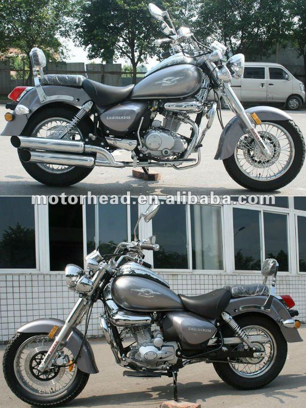250cc 200cc chopper motorcycle cruiser