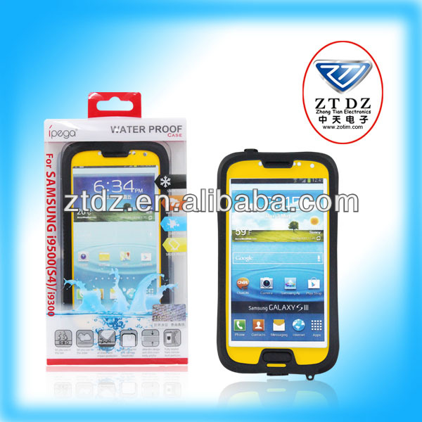 IP67 Waterproof Cheap Mobile Phone Case/Wholesale Cell Phone Case