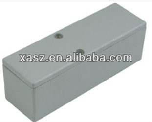 waterproof aluminum box 130x140x42 mm