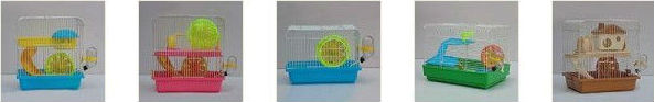 New metal hanging bird cage portable bird breeding cage for birds