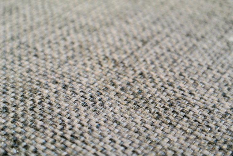 Linen Fabric Cotton Blue And White Striped Sofa Fabric