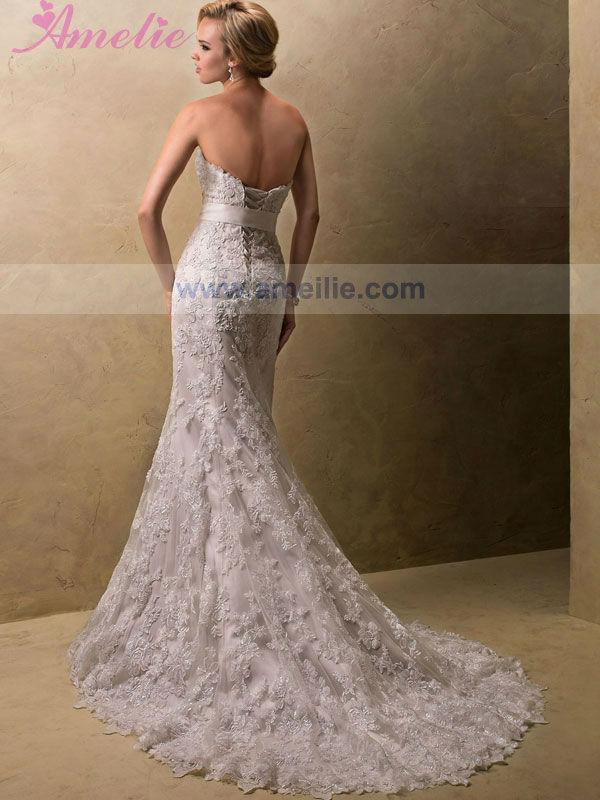 Creame Color Wedding Dresses 81