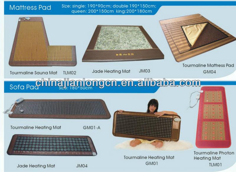 tourmaline infrared heating pad