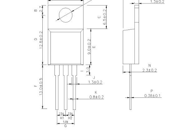 13005 Transistor  China 13005 Transistor Manufacturer  U0026 Supplier