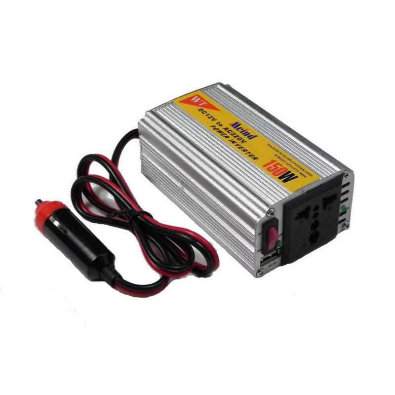 solar inverters 150w 12V to 220V 230V 240V
