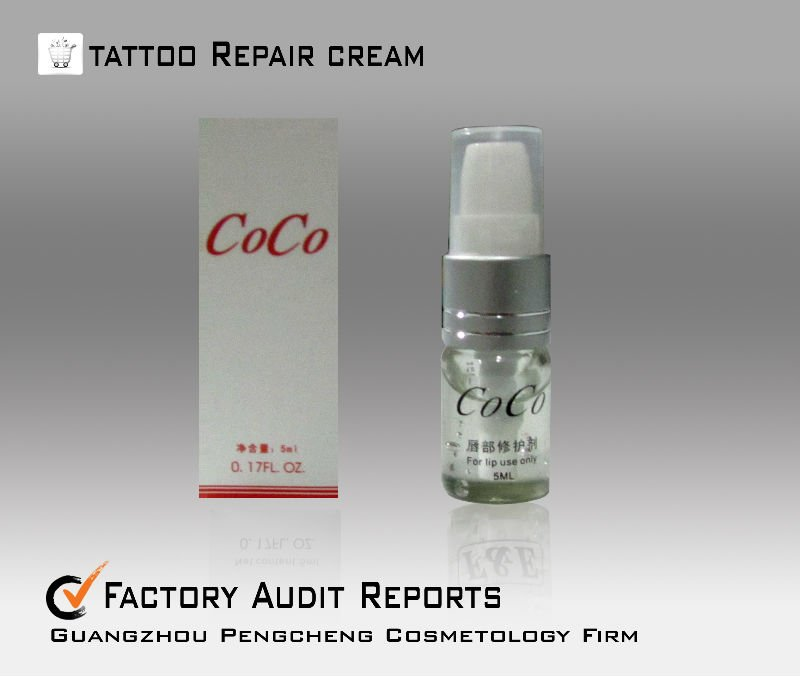 Tattoo nursing A & D Prevent scar body cream