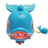 Детская игрушка для купания Water Jet Baby 1pcs/lot Dolphin Water Spray