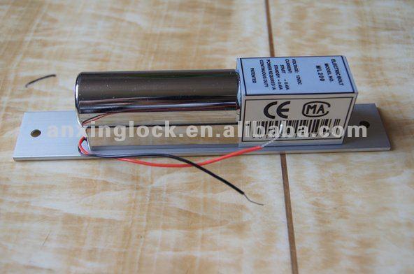 chiavistello di sicurezza ax071 serrature catenaccio di blocco elettrico-Serrature-Id prodotto ...