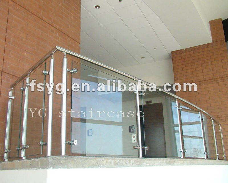 Balcony balustrade yg-b 10 - foshan yg building material co..