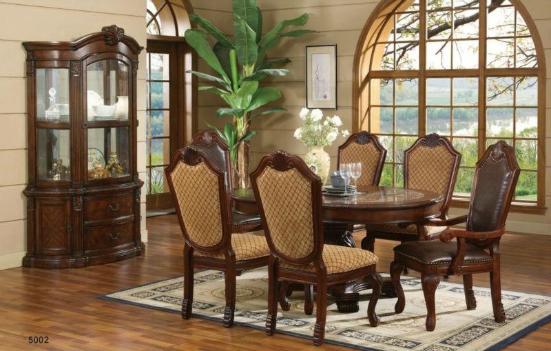 Mirokey de comedor de madera juego de sala, antiguos muebles de ...