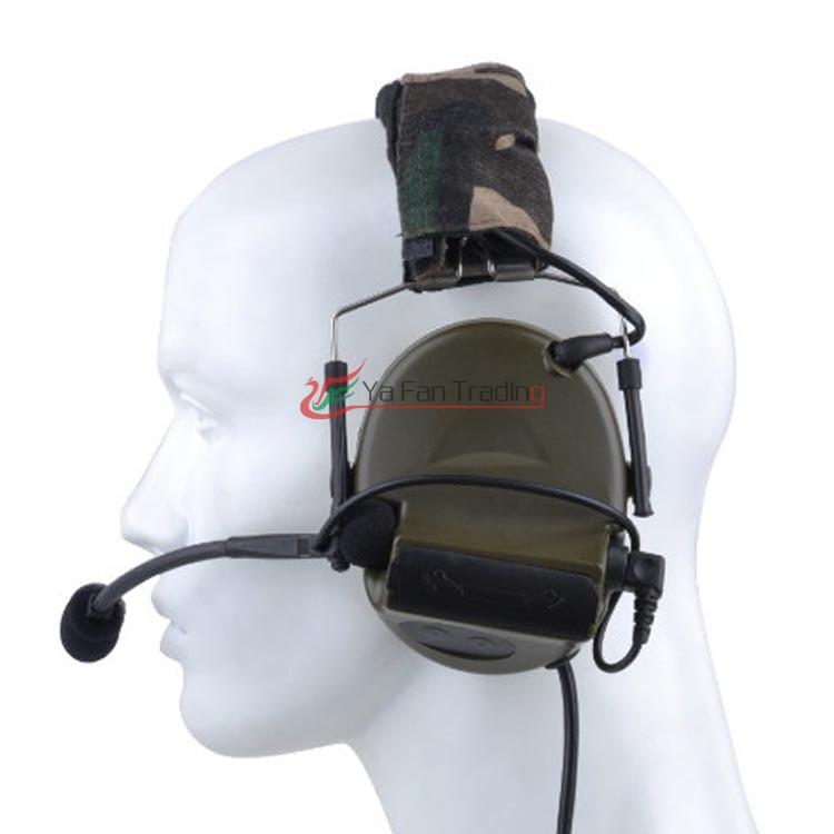 этом тактические наушники с микрофоном объекты Ярославская