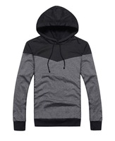 Мужская толстовка Casual Men's Hoodies Joint Sweetshirt Men Fashion and Cotton Hoodies MWW143