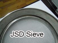 JSD Brand Laboratory Test Sieve//Mesh size down to 5Micron