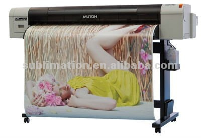 High Precision Mutoh best dye sublimation printer