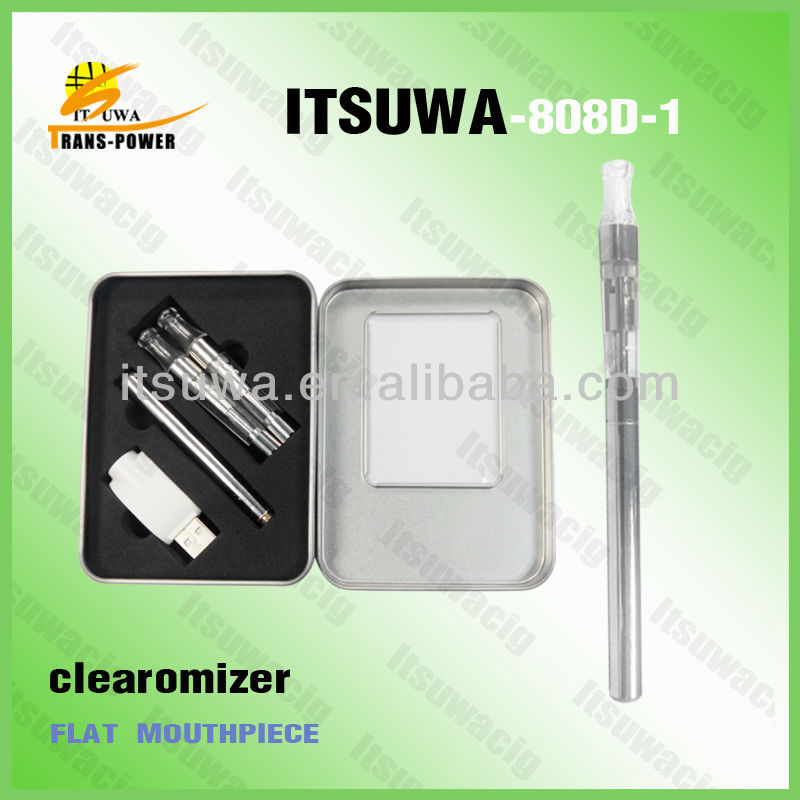 Best slim Itsuwa ecigator ecig starter kit ITS I