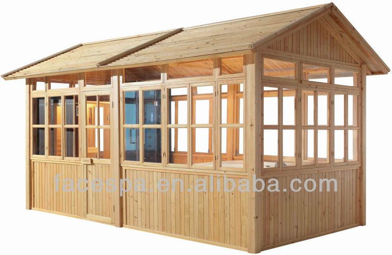 gazebo jardim madeira:Prefab Garden Wooden Shed Kits