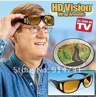 Темные очки HD видение упаковка обходные розничной упаковке окне