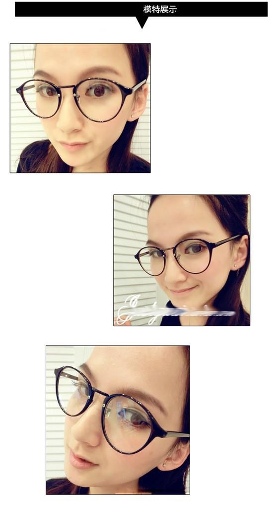Лот 10 штук винтажные круглые очки кадр супер легкие миопии ОПРАВЫ очки не связанные с основной рамы
