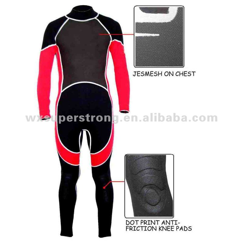 Neoprene Wetsuits Sport for Men 2014 with High Quality