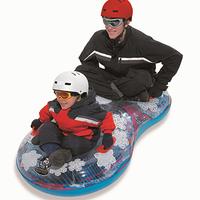 Санки и Надувные плюшки Inflatable 2 person Snow Sled -Size:140 x 80cm