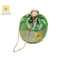 Вечерняя сумка beauty bag, clutch bag, fashion clutch handbag, ladies' evening bag, more item offer 12cm*10cm