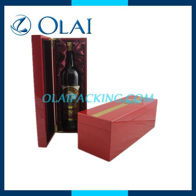 Fancy Wooden Wine Case,Wooden Wine Carrier