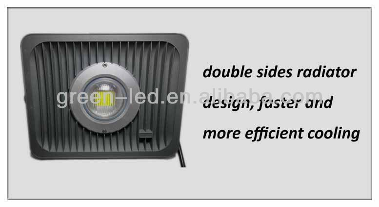Hotsales excellent heat dissipation 70W led outdoor projector