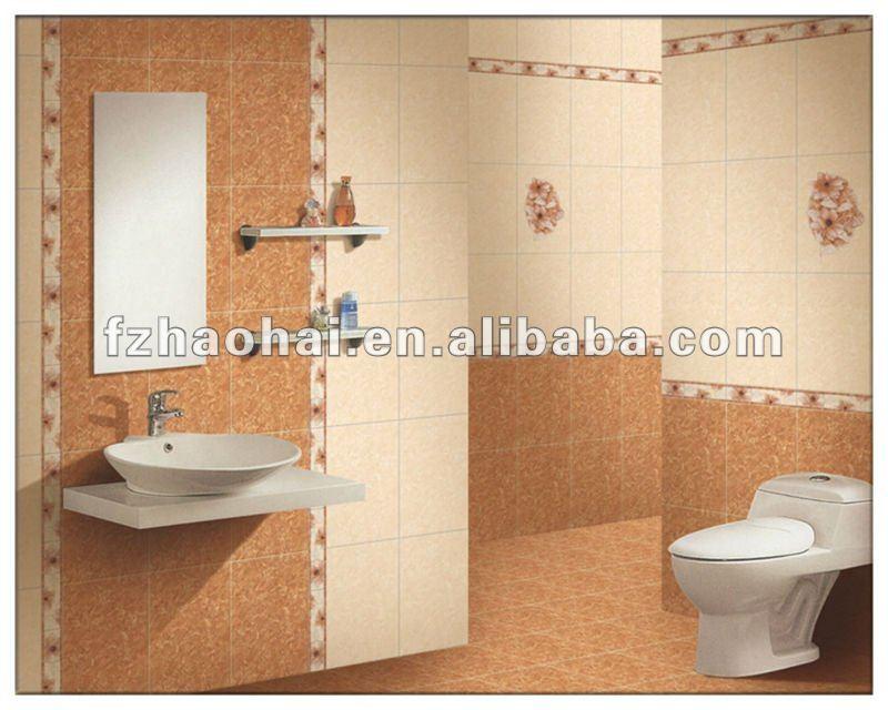 De color marr n conjunto completo de cocina y cuarto de - Azulejos para cuartos de bano ...