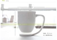 Кружка creative white floating mug ceramic coffee mug cups, personalized milk mug, fancy gift