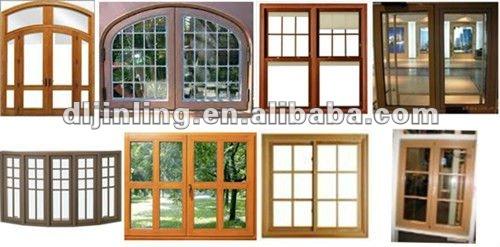 Grill Design Solid Wood Window Grill Windows Modern Window Grill ...