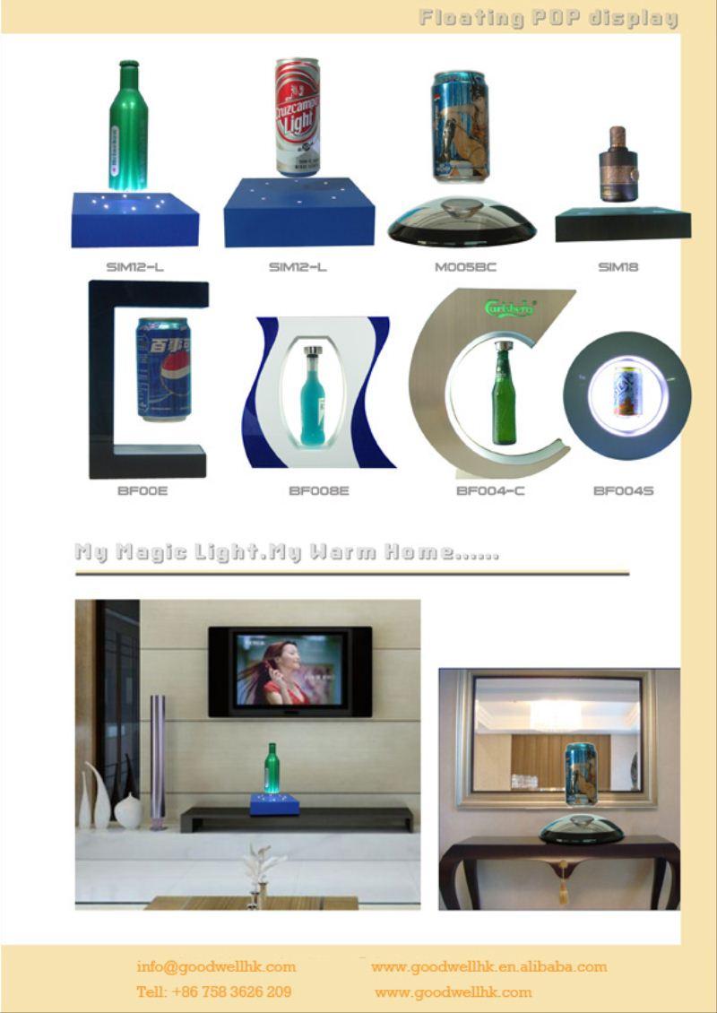 Desk Decoration! Magnetic Floating Globe,golf ball globe