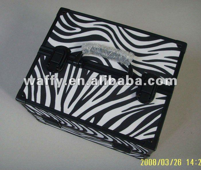 Hot! High quality Aluminum makeup case