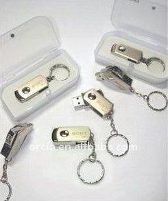 business Metal transform usb drive flash (ORU-B0008)